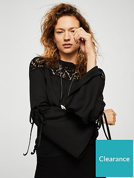 mango-lace-bell-sleeve-blouse-black