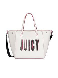 Juicy Couture Arlington Print Tote Bag