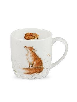 royal-worcester-wrendale-2-piece-mug-set