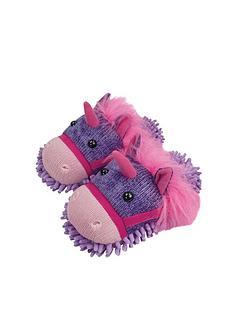 aroma-home-unicorn-slippers