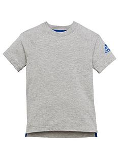 adidas-younger-boys-cotton-tee
