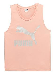 puma-girls-classic-tank