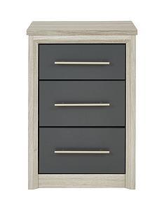 consort-ready-assembled-jupiter-3-drawer-bedside-chest