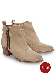 joe-browns-joe-browns-womens-suede-mid-heel-ankle-boots