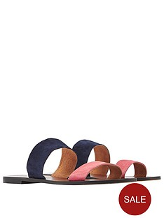joules-double-strap-premium-leather-flat-sandal-french-navy