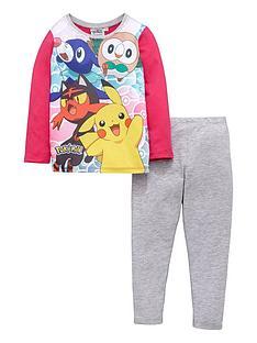pokemon-girls-pikachu-pyjamas
