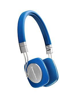 bowers-wilkins-on-ear-p3-leather-headphones-blue