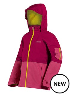 regatta-regatta-girls-hydrate-ii-3-in-1-reflective-jacket
