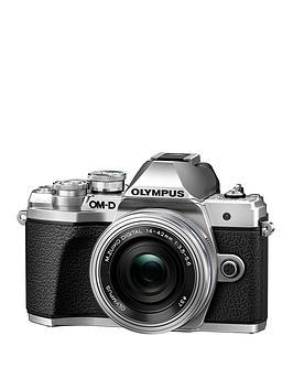 olympus-om-d-e-m10-mk-iii-camera-mzuiko-14-42mm-ez-pancake-lens-kitnbsp