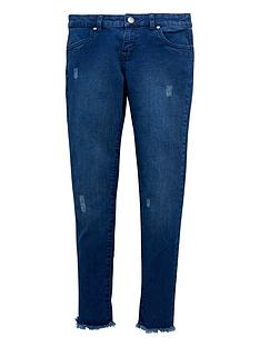 v-by-very-girls-blue-rip-hem-straight-jeans