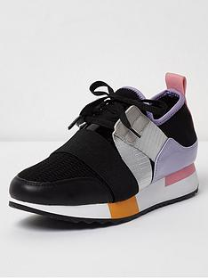 river-island-lilac-runner-trainers