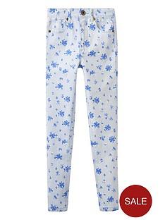 joules-girls-linnet-print-denim-jeans