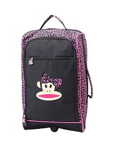 paul-frank-3d-bow-2-wheel-trolley-case