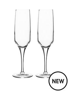 ravenhead-diamond-crystal-flute-glasses-ndash-set-of-2