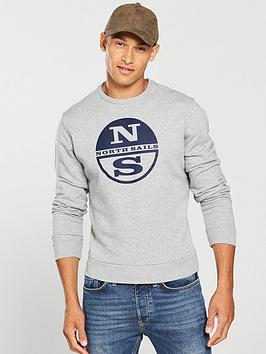 north-sails-bollo-logo-sweatshirt