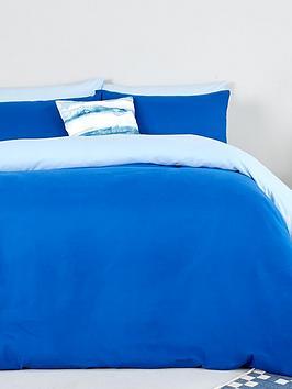 essentials-collection-plain-dye-reversible-duvet-cover-set