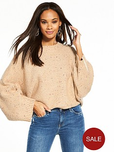 river-island-speckle-jumper--oatmeal