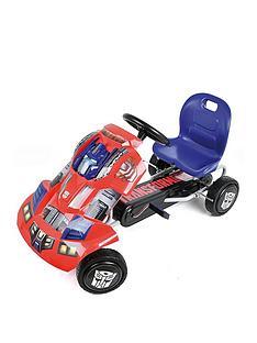 transformers-optimus-prime-go-kart