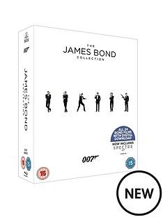 james-bond-collection-blu-ray-boxsetnbsp