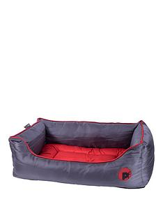 petface-oxford-square-bed-red-large-19x75x55cm