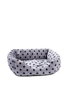 petface-grey-plush-square-bed-medium-or-large