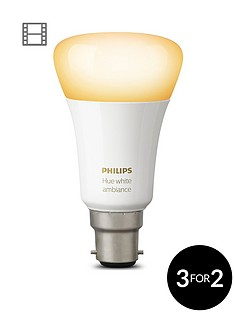 philips-hue-white-ambiance-b22-twin-pack