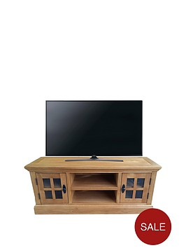 ideal-home-whitford-solid-wood-ready-assembled-tv-unitnbsp--fits-up-to-55-inch-tv