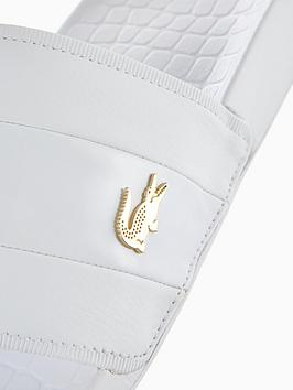 Sale Cheap Price 1 U Lacoste Fraisier Slider 118 New Arrival Cheap Price Release Dates For Sale Original Cheap Price RMDSwMIb2