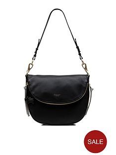 radley-radley-pudding-lane-black-medium-flapover-shoulder-bag