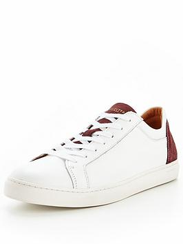 Contrast Sneaker Selected Selected Trainer Homme Homme David Get To Buy Get The Latest Fashion Find Great Cheap Online Buy Cheap Hot Sale 1US7m1