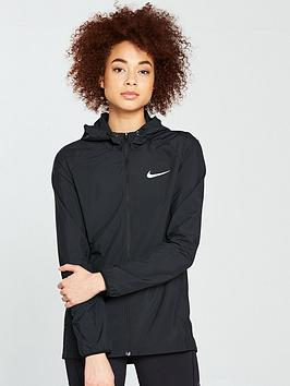 Nike Core Essential Running Jacket Shop Cheap Price The Cheapest Cheap Price Amazing Price For Sale sYWFV38