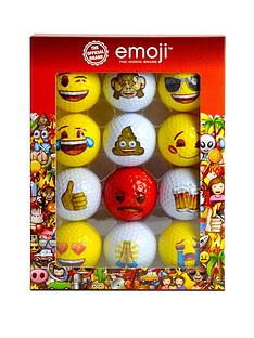 emoji-12-pack-golf-balls