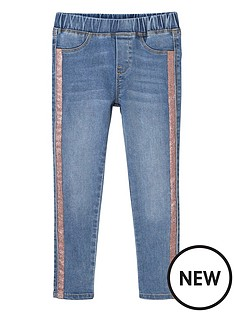 mango-girls-contrast-trim-jegging