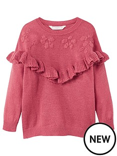 mango-girls-ruffle-embroidered-jumper