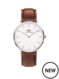 daniel-wellington-daniel-wellington-st-mawes-silver-40mm-case-brown-leather-strap-mens-watch