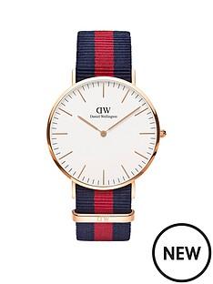 daniel-wellington-daniel-wellington-oxford-rose-gold-40mm-case-red-and-blue-nato-strap-mens-watch