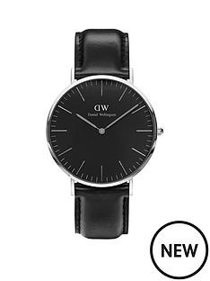 daniel-wellington-daniel-wellington-black-sheffield-silver-40mm-case-black-leather-strap-mens-watch