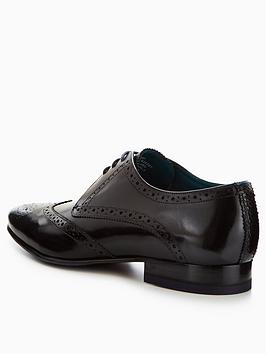 Hosei Lace Baker Ted Shoe Up Low Price Cheap Deals Outlet Original Free Shipping Extremely htoIW