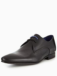 0230768b3 Ted Baker Peair Lace Up Brogue Shoe - Black