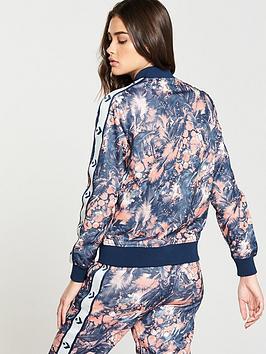 Print Track Feather Jacket Navy Converse  Latest Sale Online dA9HgDpIa3