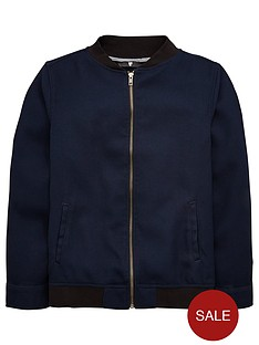 v-by-very-pique-bomber-jacket