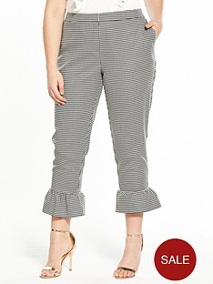 v-by-very-curve-dogtooth-frill-hem-trouser