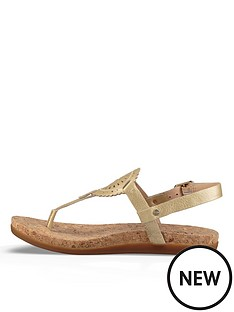 ugg-aydennbsptoe-post-sandal-gold