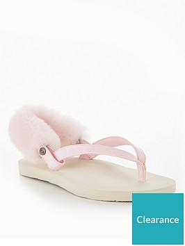 5274127d8b9 LaaLaa Sling Back Flat Sandals - Pink