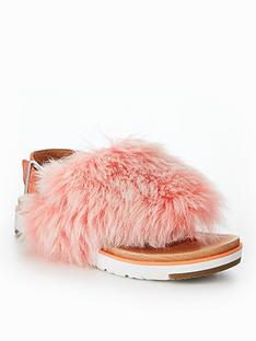 ugg-holly-fluff-sandal