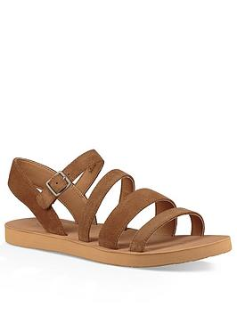 nbsp Aylse Sandal  Flat Chestnut UGG Strappy Cheap Sale Online To Buy Outlet Cheap Prices hgEhOF9y