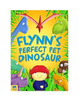 personalised-pet-dinosaur-book-softback