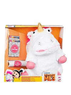 minions-minions-fluffy-backpack-with-colouring-set
