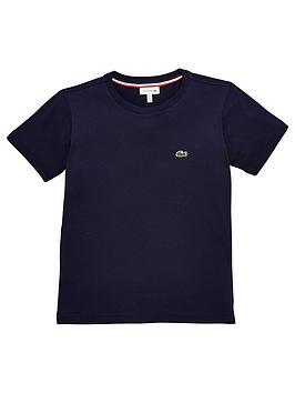 lacoste-classic-boys-short-sleeve-t-shirt-navy-blue
