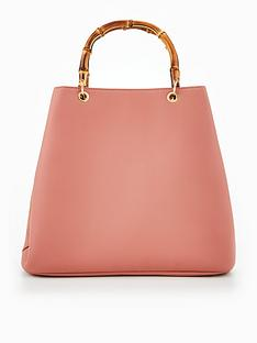 v-by-very-bamboo-handle-large-slouch-bag--nbspblush